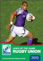 Laws of the Game 2013